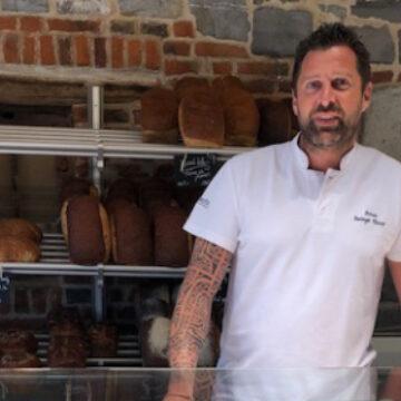 Tegelafbeelding Boulangerie Vranckx