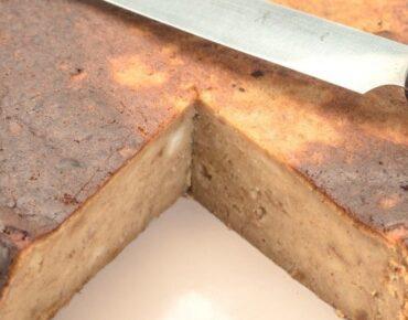 Broodpudding Met Pudding