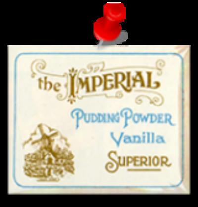 Imperial Pudding Powder Vanilla Superior