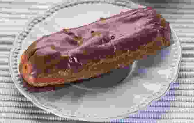 Ecliair Met Chocolade