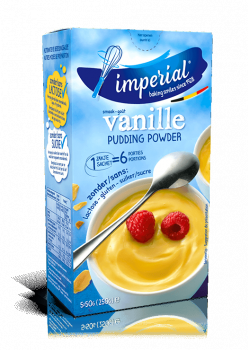 Pudding Vanille 250