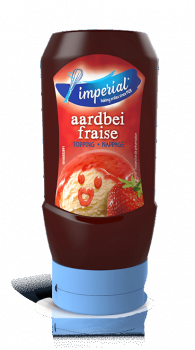 Topping Aardbei 290