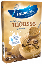 IMPERIAL MOUSSE 3 D MOKKA