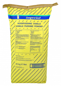Imperial vanillepudding 25kg