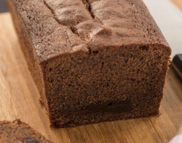 Chocoladecake met chocoparel11