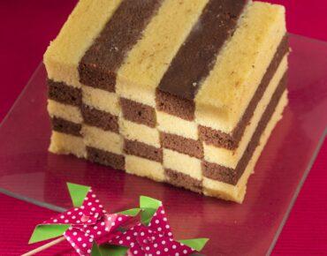 Dominocake met pudding05