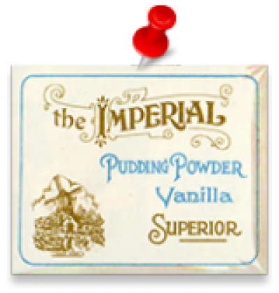 Imperial Pudding Powder Vanilla Superior