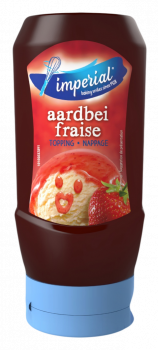 Topping Aardbei 290ml